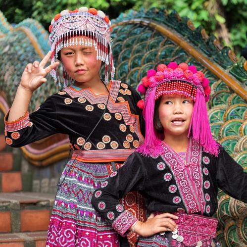 Wat Doi Suthep in Chiang Mai, Thailand