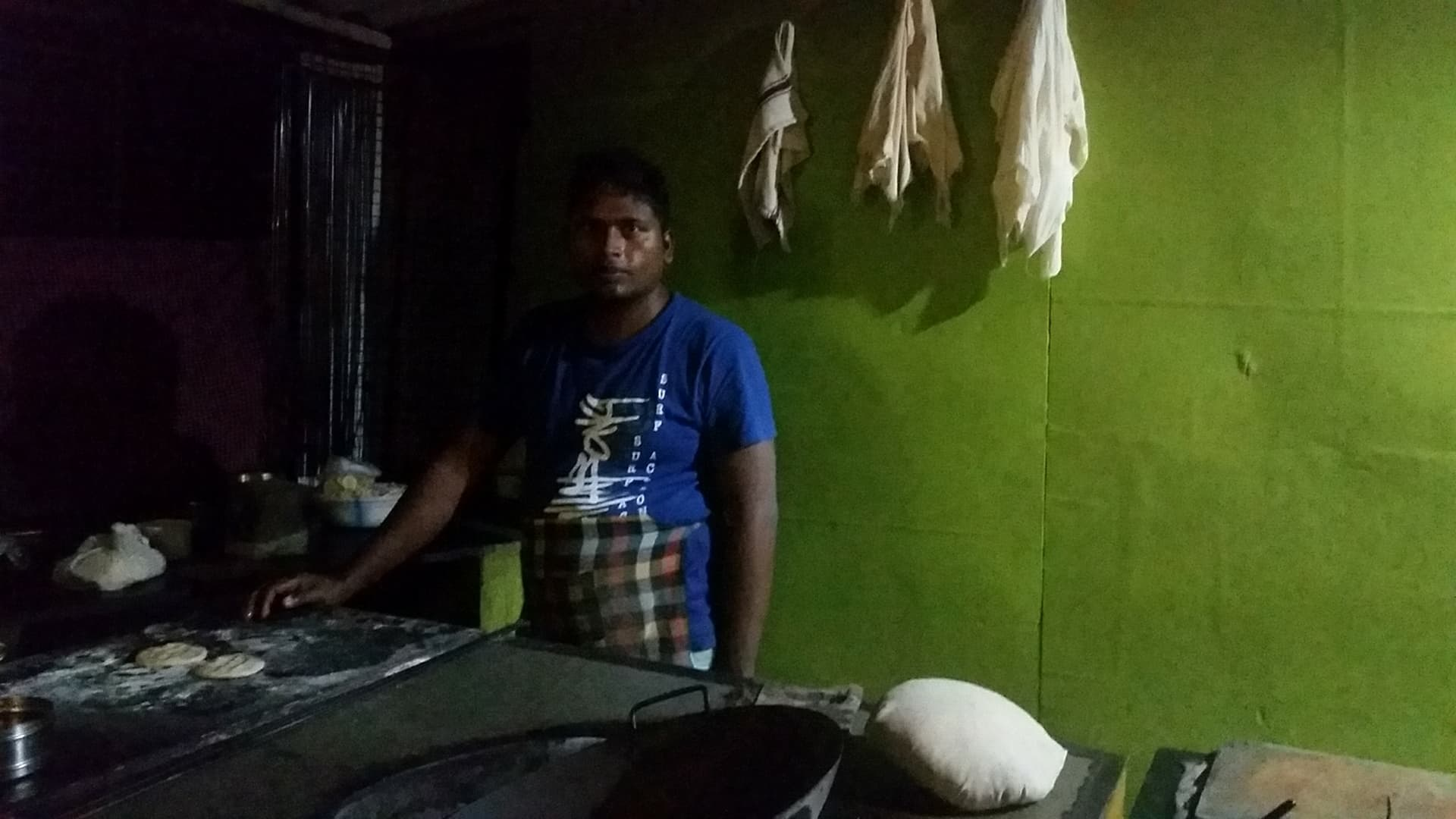 Tales from India #3: The Subtle Art of Making Chapatis